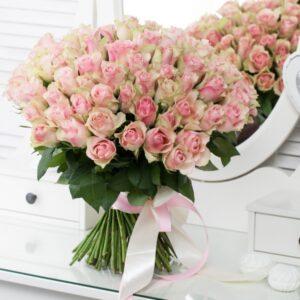 101 роза Bella