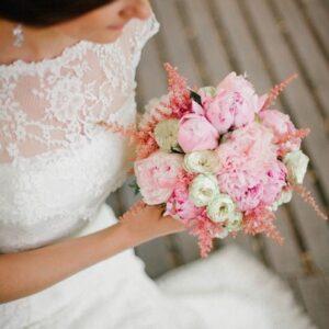 Свадебный букет №24