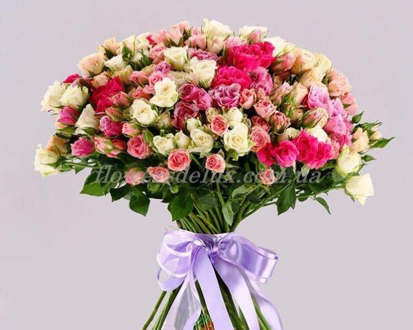 101 роза Спрей