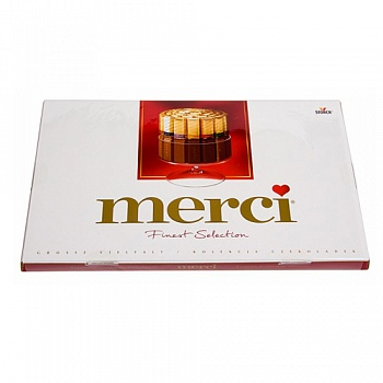 """Merci"" finest selection"