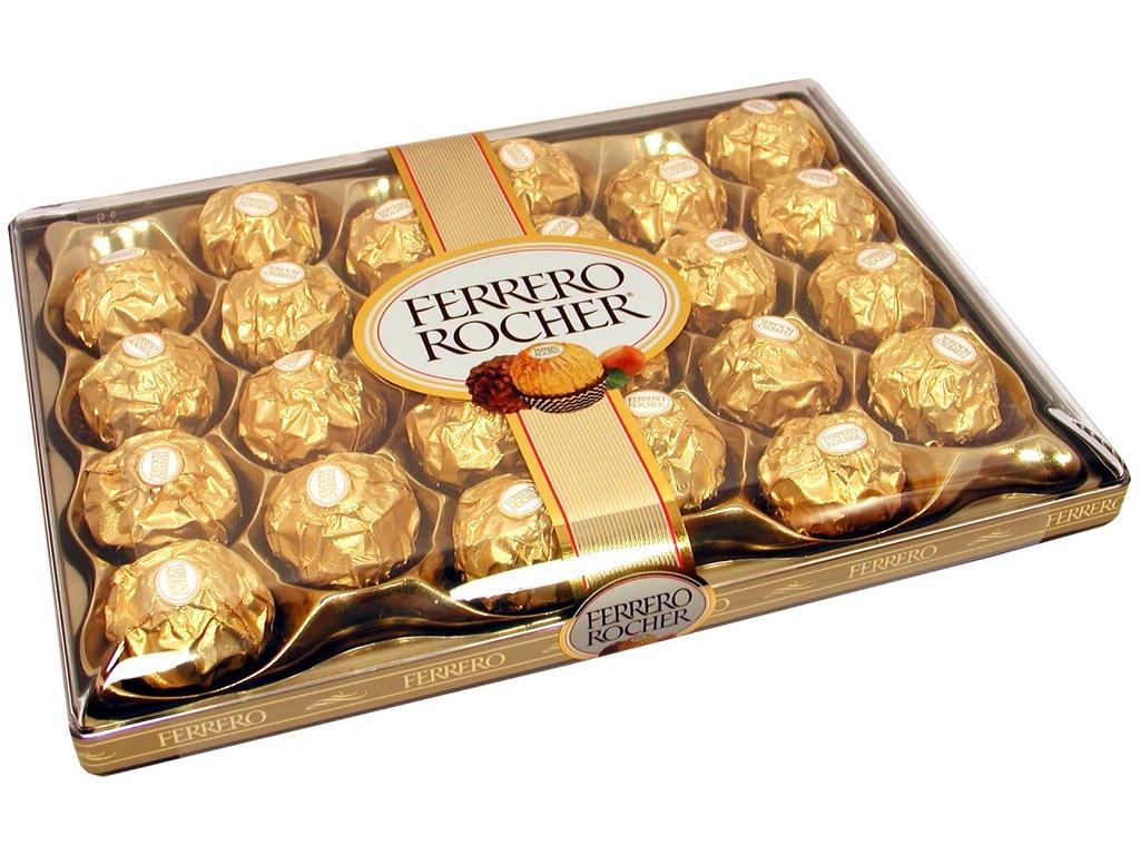 """Ferrero"" Rocher"
