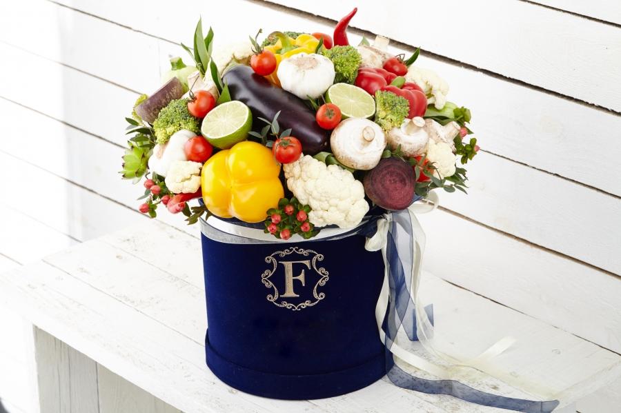Овощная Шляпная Коробка