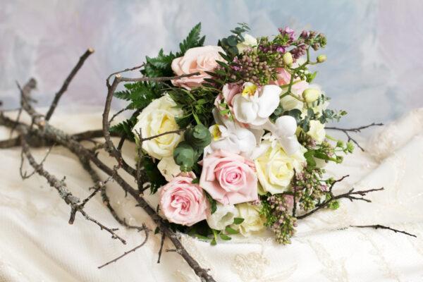 Свадебный букет №14
