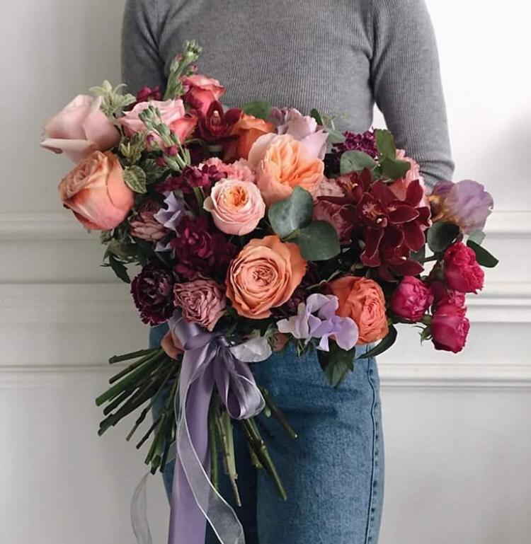 Зеленограде больших, флористика создание букетов из роз